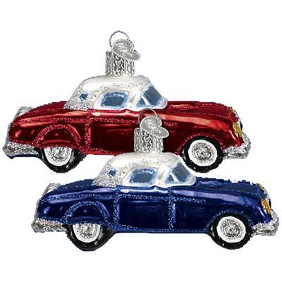 7 Best Christmas Car Ornaments Images On Pinterest Christmas Car