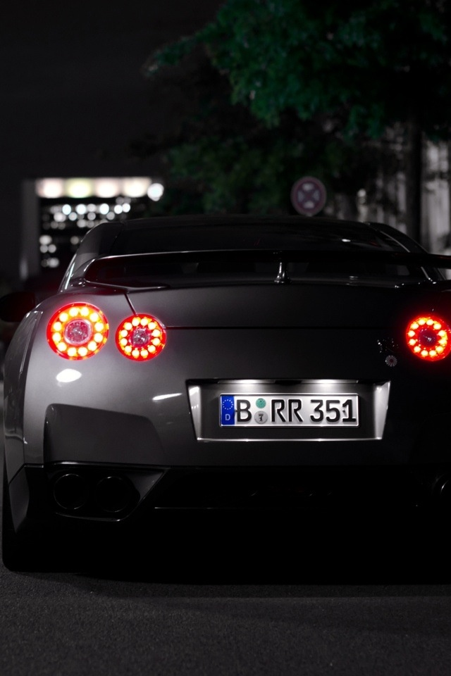 This Undercover Nissan GT R Is Hush Hush.