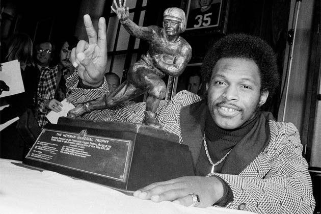 Archie Griffin Heisman Trophy