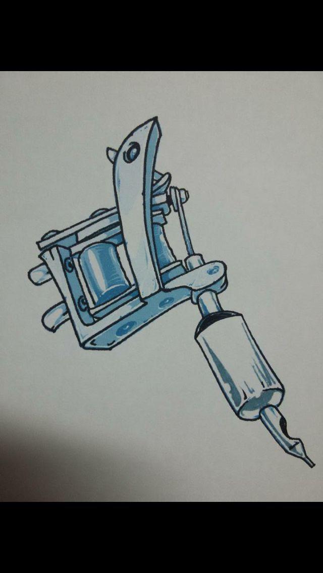 Maquina de tattoo desenho  Desenho maquina tattoo  Tattoo maquina  Tattoo desenho maquina  Maquina em desenho Desenho de maquina  Maquina tattoo iniciante