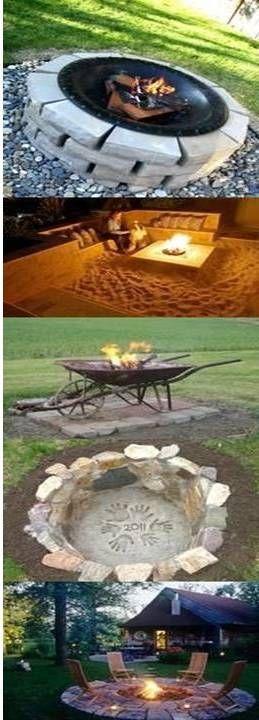 17 meilleures idées à propos de Large Fire Pit sur Pinterest ...