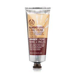 Almond Hand & Nail Cream | Bath & Body Care | The Body Shop