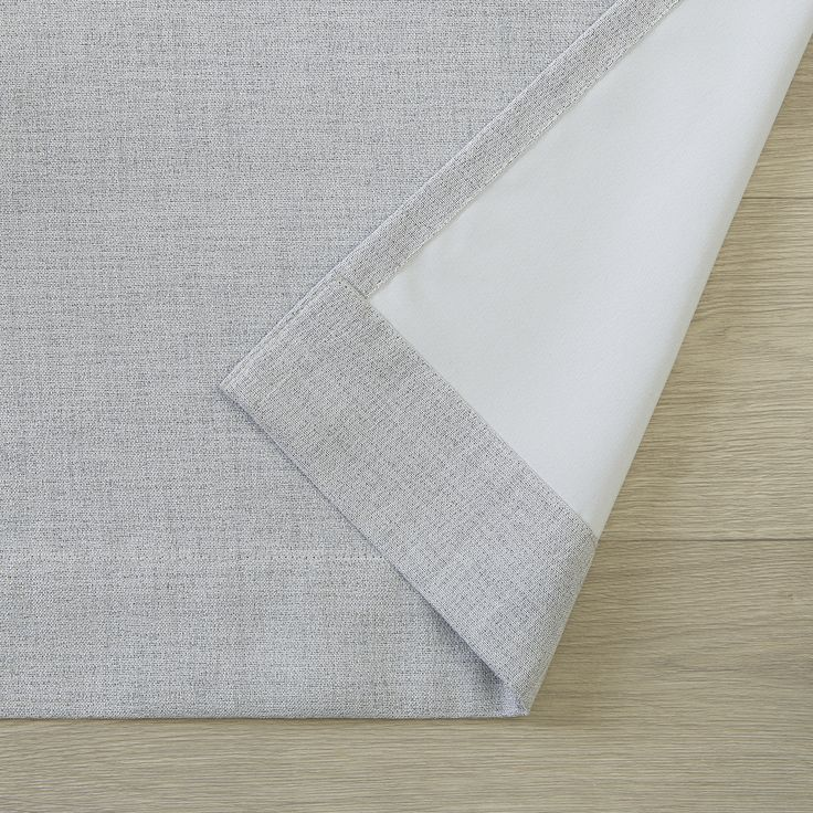 Franklin Fog - Readymade Triple-Weave Pencil Pleat Curtain - Curtain Studio buy curtains online