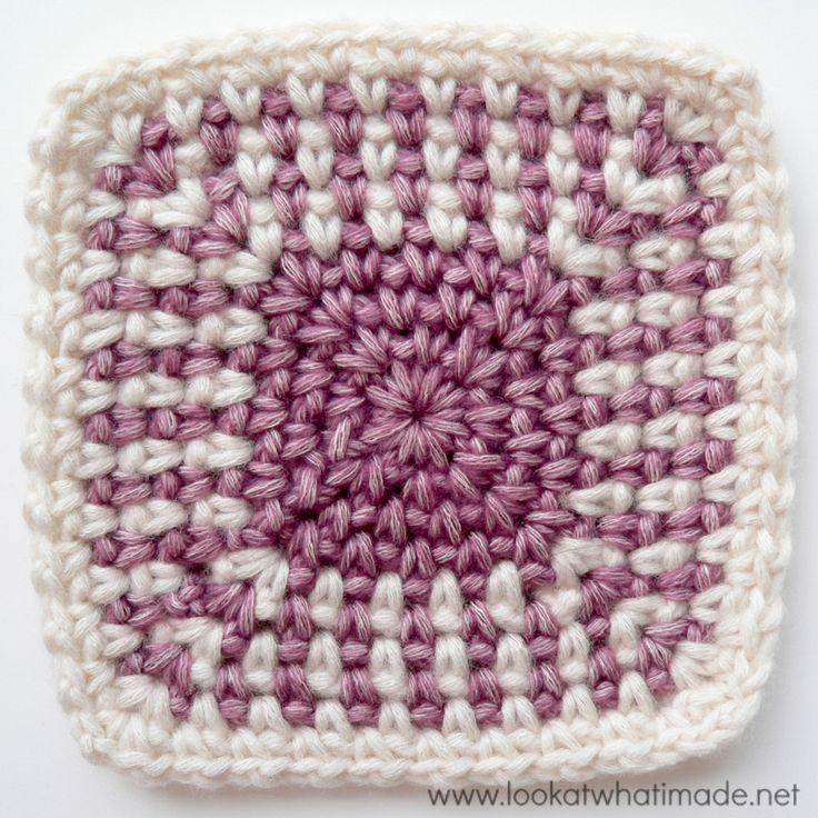 Fancy Einfarbiges Häkeldecke Muster Model - Decke Stricken Muster ...