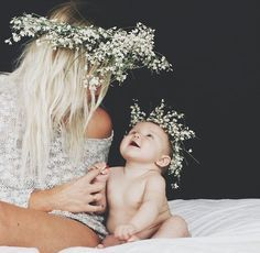 Mom and baby photoshoot//