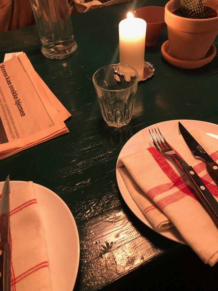 Girotondo Pizzeria, Oslo.