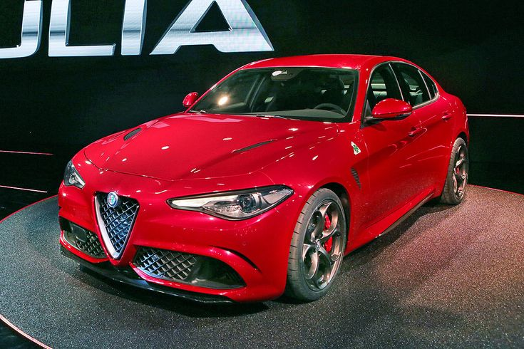 Nuova Alfa Romeo Giulia 2015 #alfaromeo #giulia