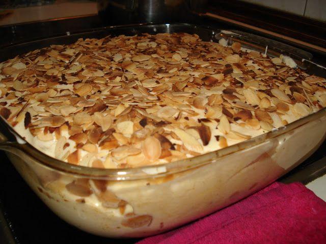 ¡ Mmmmm ! Cocina para Consentir...: Marquesa de Almendras....... para grandes ocasiones