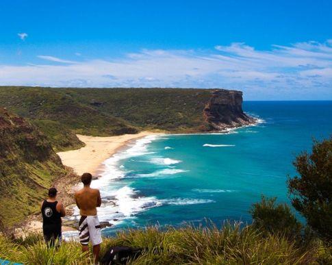 Adventure spots near Sydney