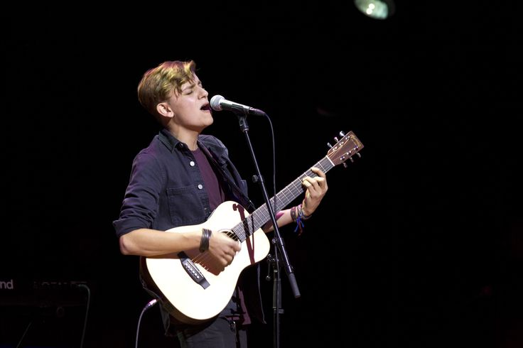 Scott Helman opening for Matthew Good & Jay Baruchel at Massey Hall in Toronto for the 2014 Canada's Walk of Fame #Festival.