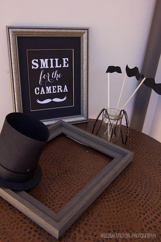 DIY photobooth idea