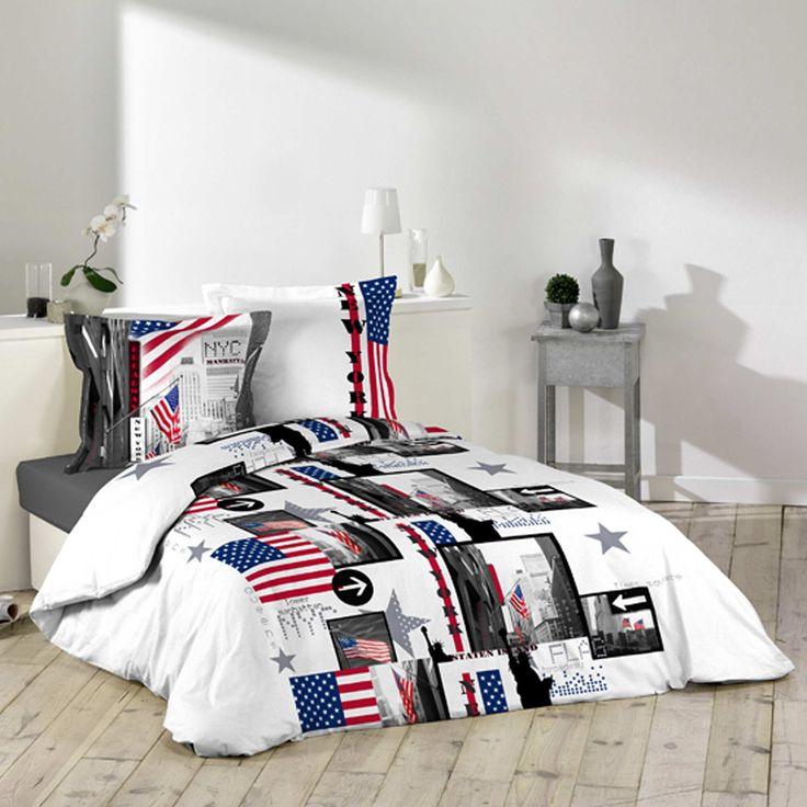 les 30 meilleures images du tableau parure de lit new. Black Bedroom Furniture Sets. Home Design Ideas
