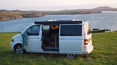 eBay: VW Transporter T5.1 campervan 2010. FSH, SAT NAV, heater, awning #vwcamper #vwbus #vw