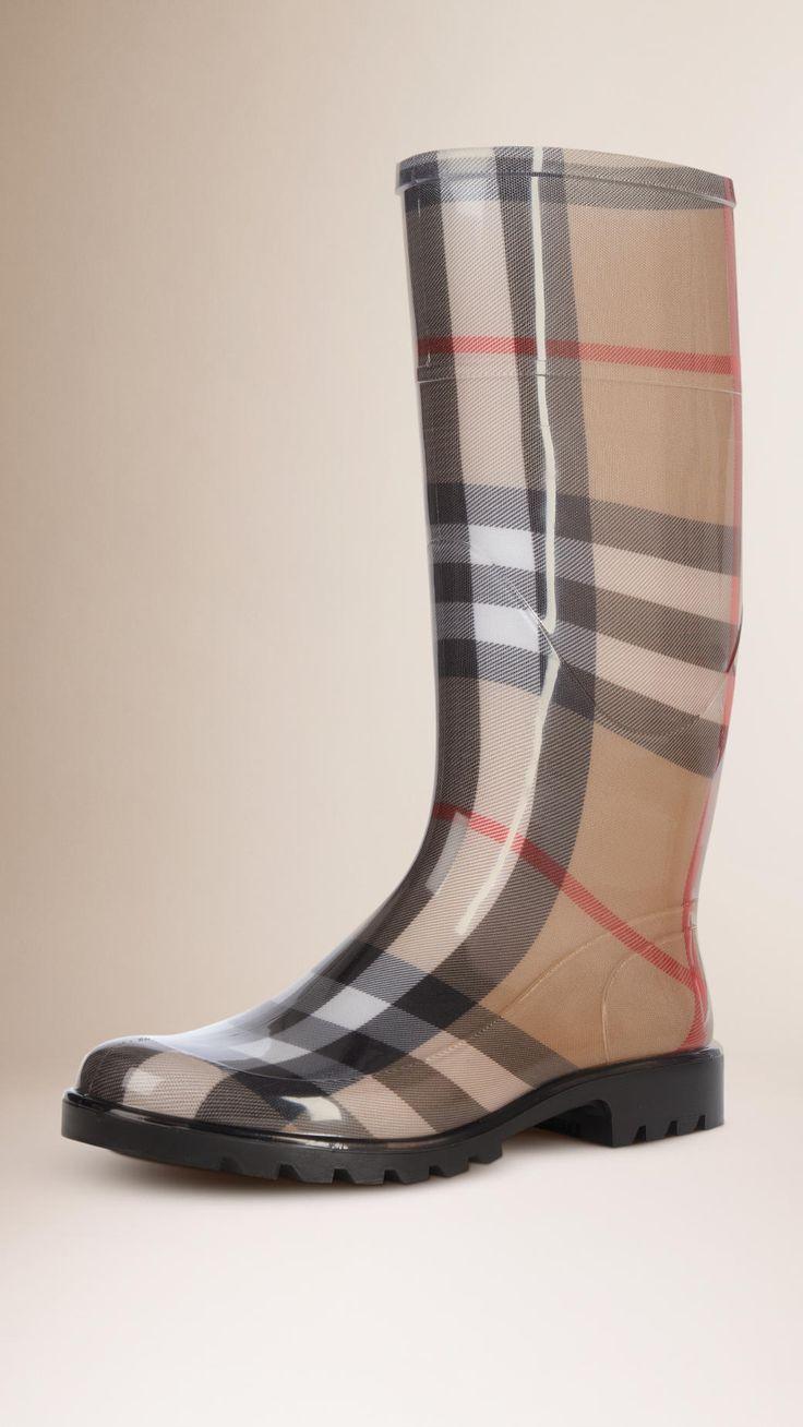 caoutchouc prix burberry bottes bottines bottes de en femme trdQhs