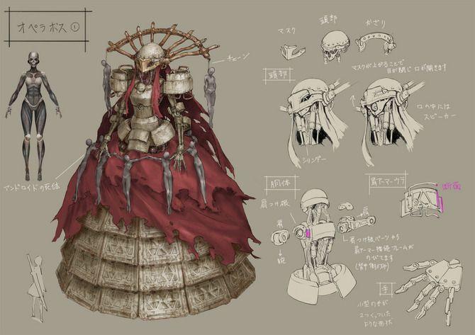 【E3 2016】『ニーア オートマタ』はハッピーエンド?開発陣に訊くアレやコレ―スカート脱衣の続報も | Game*Spark - 国内・海外ゲーム情報サイト