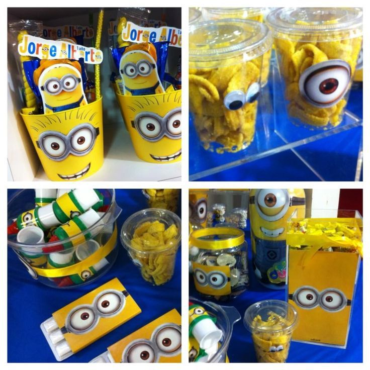 50 Best Minion Party Ideas Birthday Boy Images On Pinterest