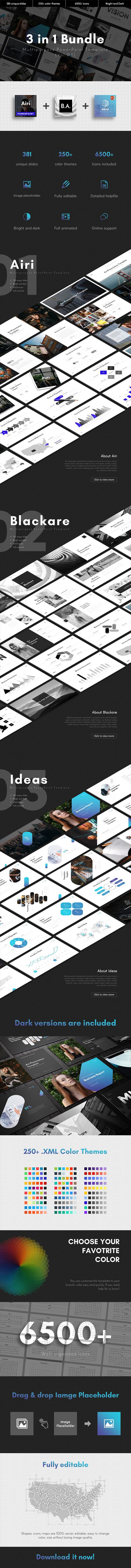 5563 best PowerPoint Templates images on Pinterest | Advertising ...