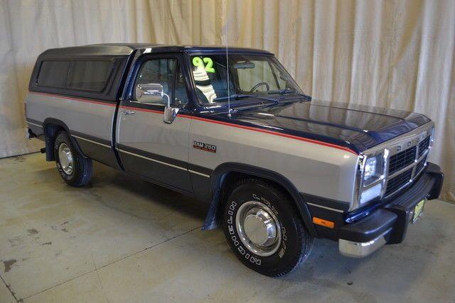 1992 Dodge D250 & W250 Dodge ram 2500 Diesel   eBay