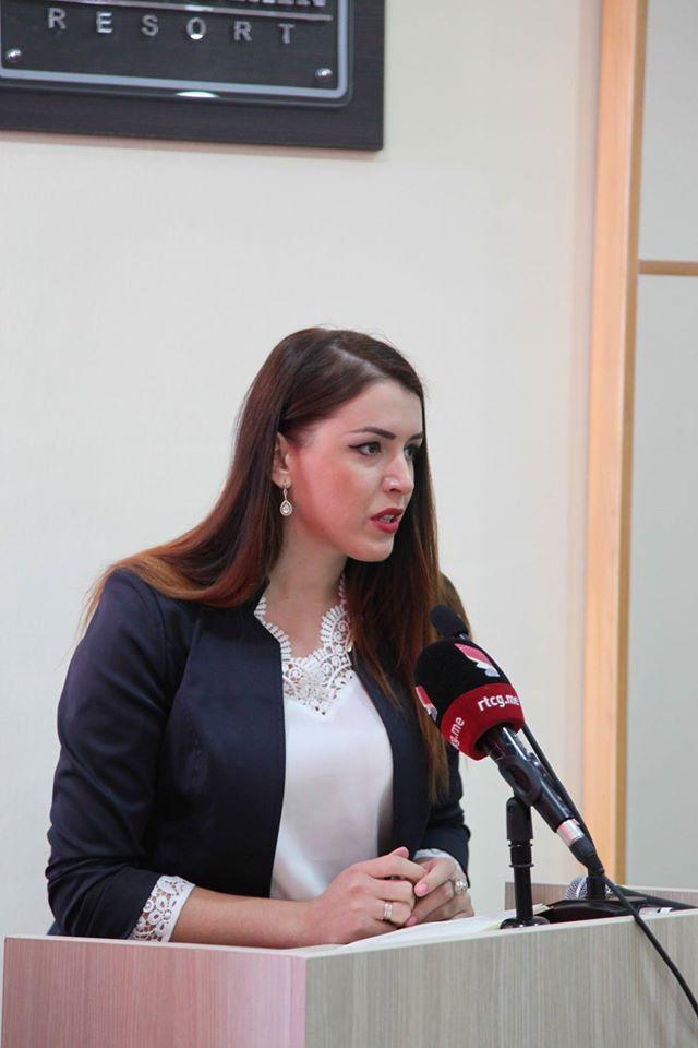 Meetings & Special Events in Hotel Mediteran Ulcinj. Msc Suzana Muja