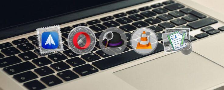9 Default Mac Apps You Can Replace With Powerful Alternatives #Mac #Mac_Tricks #macOS_High_Sierra #music #headphones #headphones