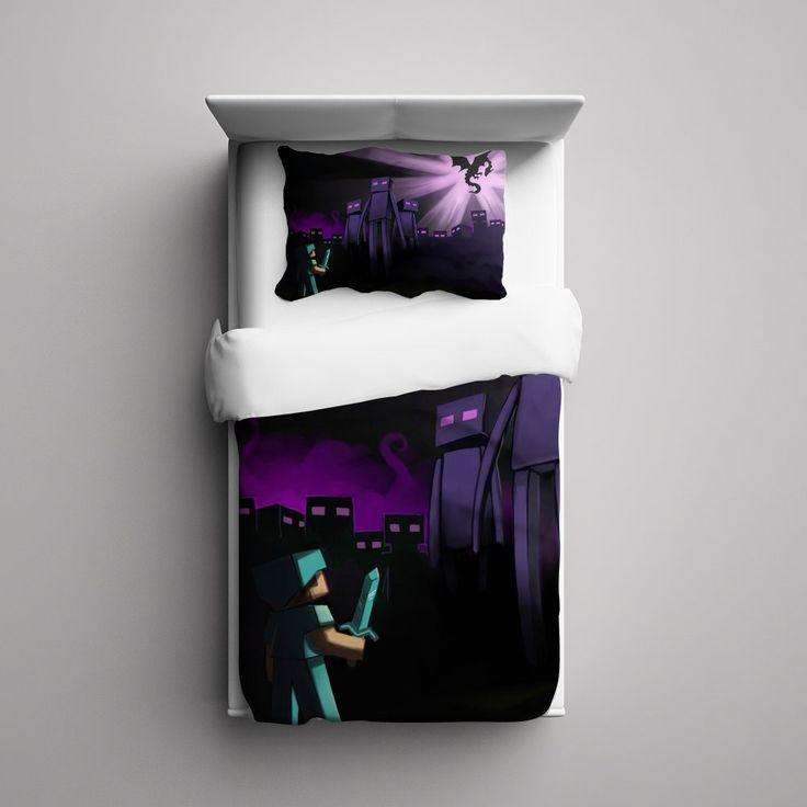27 best minecraft boy s bedroom ideas images on pinterest Minecraft Creeper Headboard Bed Next Bedroom Themes