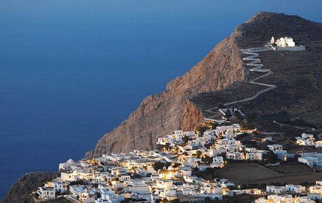 Τα 8 ψαγμένα ελληνικά νησιά που προτείνει η Telegraph - NEWS247