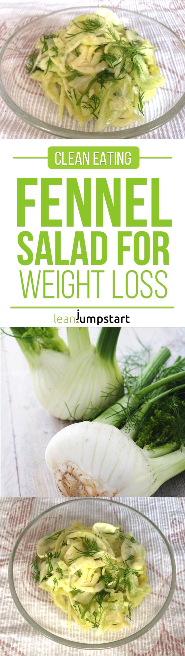 Fennel Salad Recipe: Quick and Easy + 4 Weight Loss Effects of Fennel
