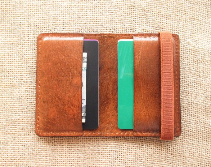 This wallet is made from hand finished vegetable tanned leather that we have treat ourselves with traditional methods using natural dyes. The leather has also natural oils and beeswax to protect it. its an eco-friendly and premium leather, without any chemicals. It´s a practical, simple and durable wallet. the leather is dyed by hand, so each piece has a unique tone and texture and may vary slightly from the one in the picture.  You can choose to have this wallet in one of the three colors…