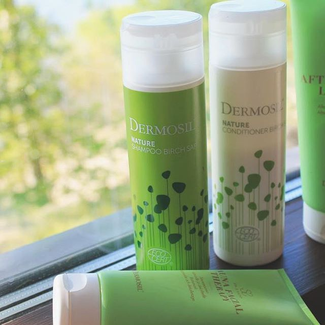 Have a good weekend #dermosil #dermoshop #nature #ecocert #summer #weekend