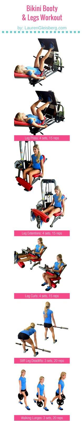 Legs & Glutes (ConfidenceKini Challenge) - 4/13
