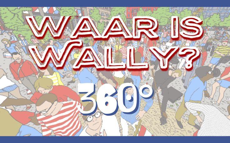 Waar is Wally 360°