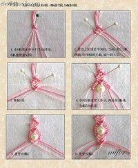 漂亮的编织手链~…_来自Ipsa的图片分享-堆糖网