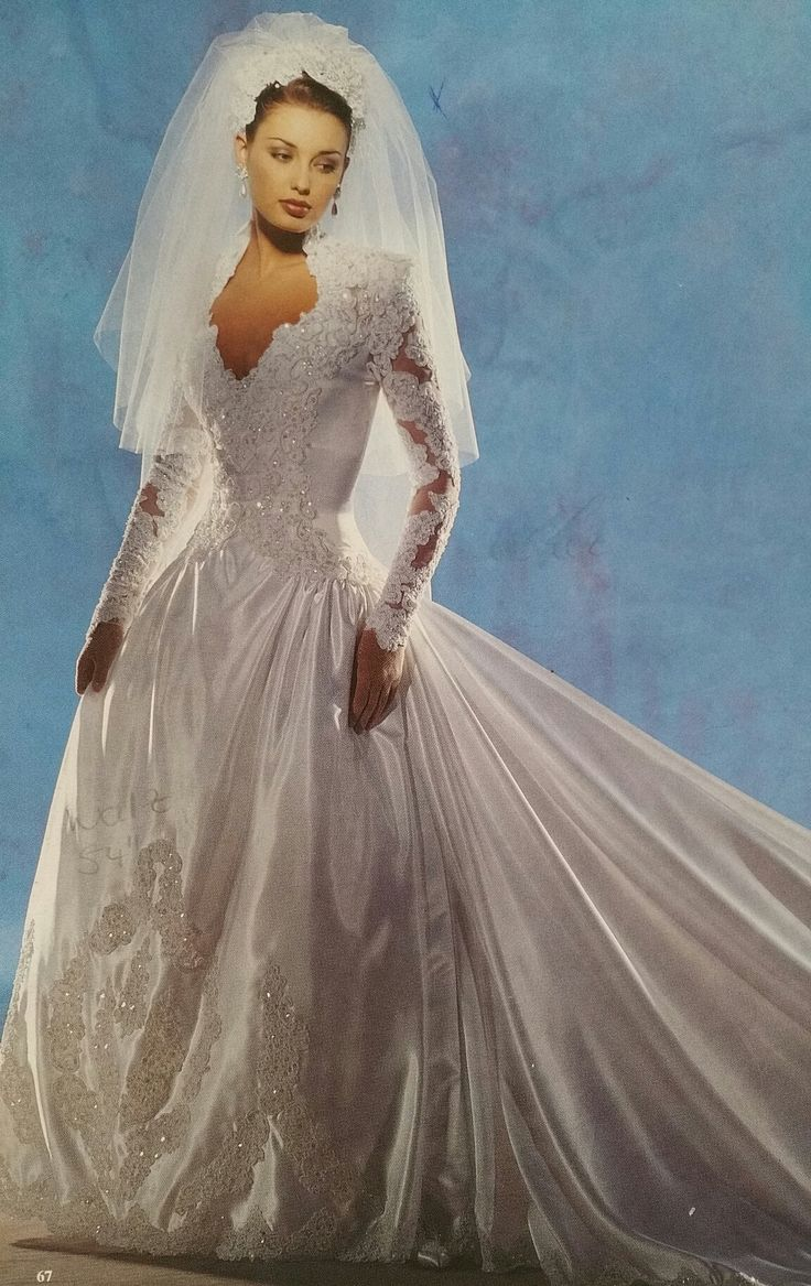 293 best 1990\'s wedding gowns & dresses images on Pinterest | Short ...