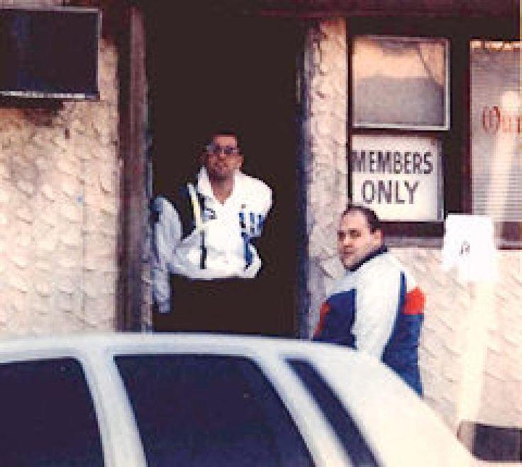 John 'Junior' Gotti, The Gambino Crime Family.