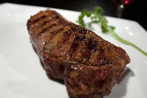 The perfect steak: tasty, tender and lean! You just can't beat a bison steak! The Bison NY Strip is a delicious choice when you're shopping for a great cut of meat. The NY Strip has wonderful tenderne