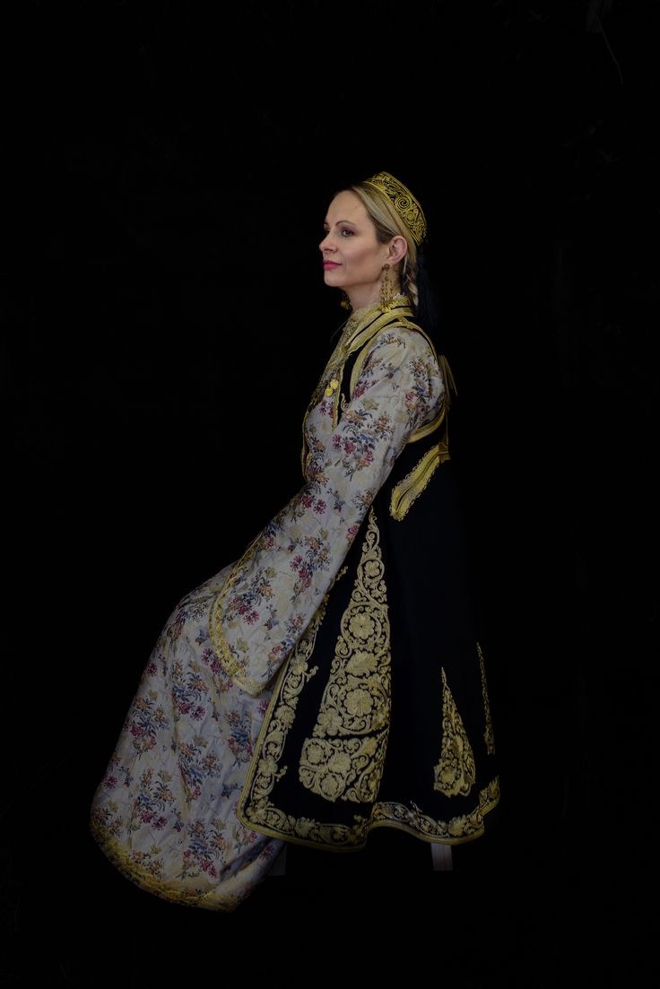 Colors of Greece - photo shoot 2015. Ioannina costume from our private collection