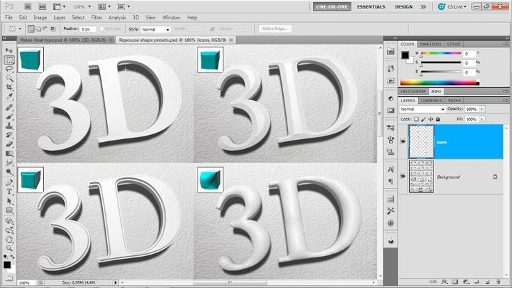 Photoshop CS5 Extended One-on-One: 3D Fundamentals – Books Pics – Download new books and magazines every day!