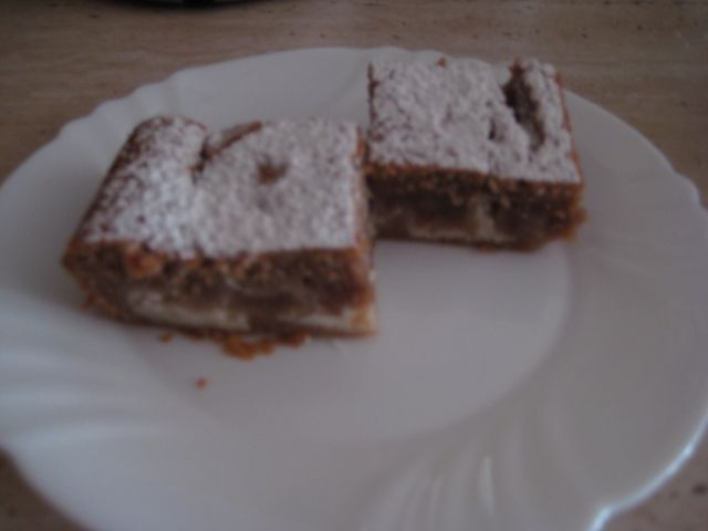 Fotorecept: Grankovo - jogurtový koláčik
