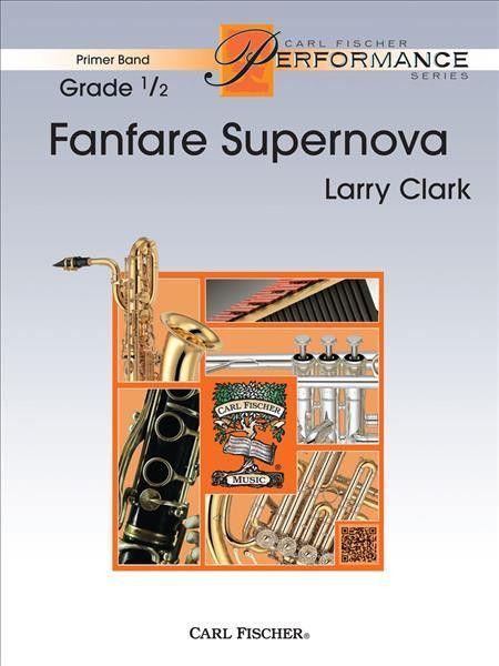 Fanfare Supernova (Score and Part(s))