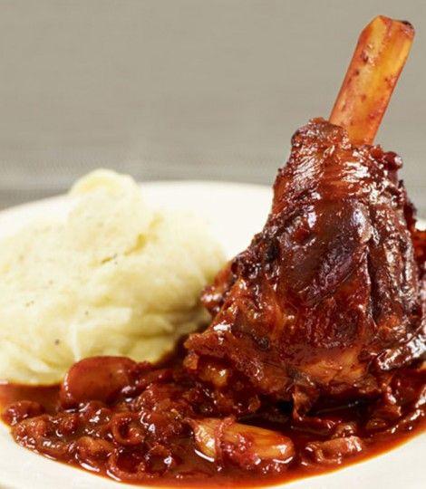 Lamb shanks - delicious. magazine
