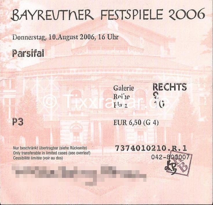 Bayreuther Festspiele 2016 | Vorverkauf startet am Sonntag