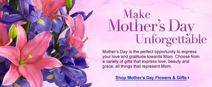 Flower n Cake are offering great varieties of online gifts on the occasion of Mother's Day .  A mother is a person who looks after her child with lot of care and affection so now its time for the kids to celebrate the motherhood of their mother by sending her gifts and making her day filled with joy and happiness.