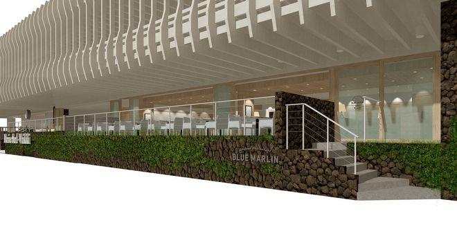 "New Restaurant BLUE MARLIN will open in Waikiki this month"" ワイキキにレストラン「Blue Marlin」が今月オープン | ハワイ最新情報満載!プーコのハワイサイト"