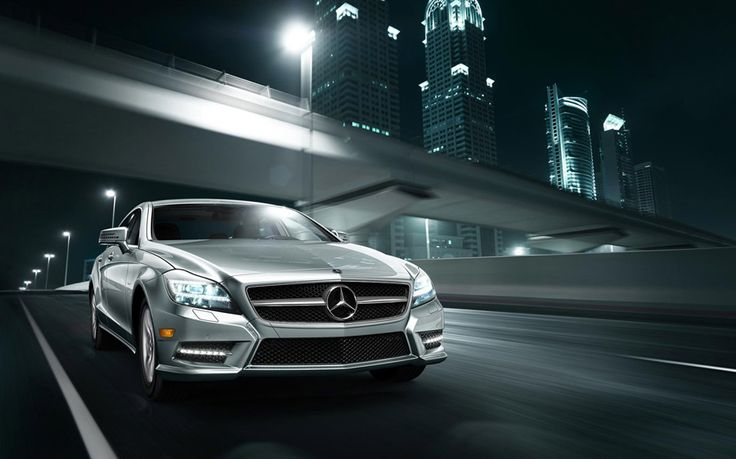 Lit with HDR Light Studio - MBUSA by Jeff Patton