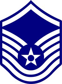 Air Force Master Sergeant