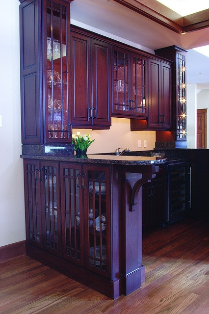 Custom Design Bar By Design Cabinetry Inc.