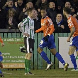 Blyth Spartans may have lost FA Cup