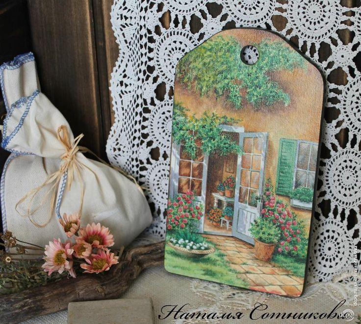 RU | Что выйдет из ушата Click On Photo To See More! Нажмите на фото чтобы  увидеть больше! Decoupage Art Craft Handmade Home Decor DIY Do ...