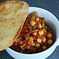 Un plat végétarien indien super facile à réaliser. Ingrédients pour 4 personnes: Curry: 2 oignons 1càs d'huile végétale 4...
