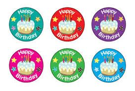 Image result for primary school charts birthdays